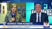 Accusation de viols: La cour d'assises de Bobigny acquitte Georges Tron