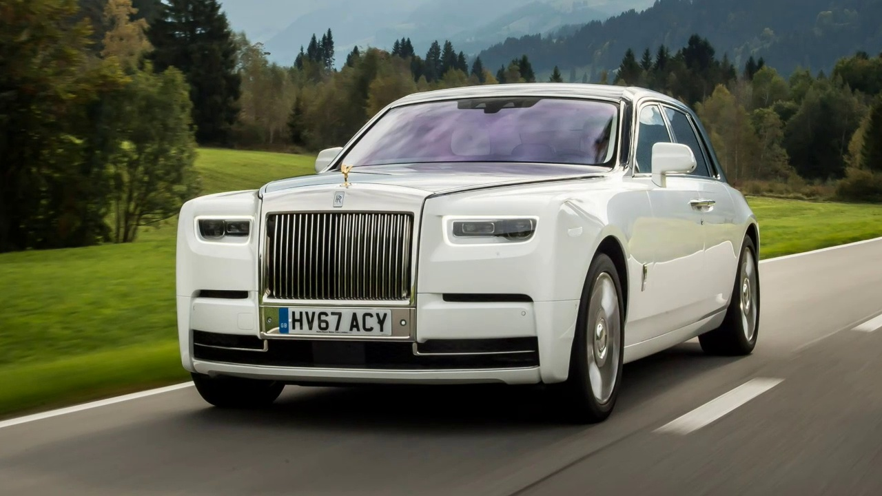 Rolls-Royce Phantom VIII 2018 Car Review