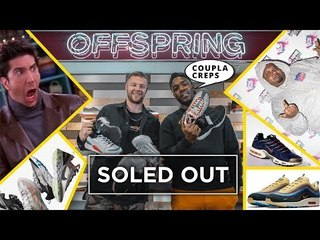 SOLED OUT EP. 5 ft. Mo The Comedian   Big Narstie, Steroetypes & Best Sneaker of 2018