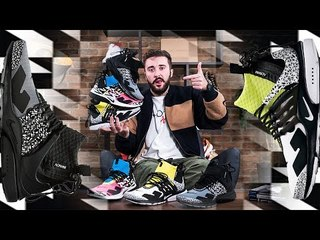 ACRONYM x Nike Presto Unboxing   3 Colourways, Errolson Hugh & Nike ACG