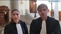 """Cour d'appel de Lyon : """"les plaques d'immatriculation"""" poussent le livreur schizophrène à tuer son collègue"""