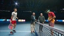 ATP - Nitto ATP Finals 2018 - La victoire de Dominic Thiem contre Kei Nishikori qui redonne espoir à Roger Federer