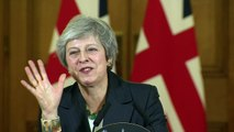 Theresa May rules out second Brexit referendum