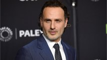The Walking Dead  Andrew Lincoln oOn Recasting Roll