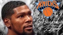 Kevin Durant Headed To Knicks or Lakers According To Stephen A Smith