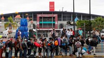 Central American Migrant Caravans Face New Threat On US-Mexico Border