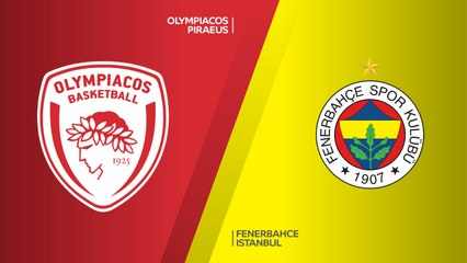 EuroLeague 2018-19 Highlights Regular Season Round 7 video: Olympiacos 72-73 Fenerbahce
