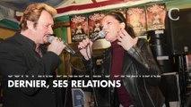 """""""C'était un très bon père"""" : David Hallyday se confie sur sa relation avec Johnny Hallyday"""