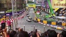 Sortie de route spectaculaire au Grand Prix F3 de Macao