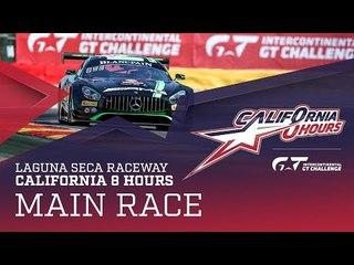 Main Race -  California 8 hours - Intercontinental GT Challenge