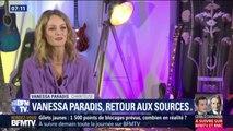 """Vanessa Paradis sort """"Les Sources"""", son nouvel album"""