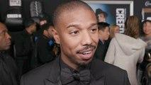Michael B. Jordan Explains His Generations Type Of Boxing In 'Creed 2'