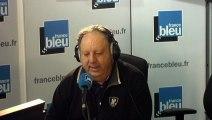 Ici c'est France Bleu Paris Stéphane Bitton et les parisiens de l'équipe de France