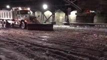 ABD'de Kar Yağışı Nedeniyle Eğitime Bir Gün Ara