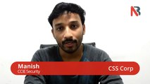Manish got placement in CSS Corp after CCIE Security V5 Certification Training - Network Bulls