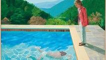 Une oeuvre de David Hockney vendue 93 millions de dollars
