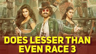 Thugs of Hindostan | All Time Disaster | Does lesser than even Race 3