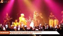 Musique :   Serge Beynaud fait le bilan de la célébration de ses 10 ans de carriere à Paris