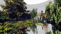 Les Nymphéas de Monet en réalité virtuelle