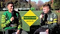 Face à face #01 : Diego Carlos x Valentin Rongier (part 1/3)