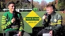 Face à face #01 : Diego Carlos x Valentin Rongier (part 2/3)
