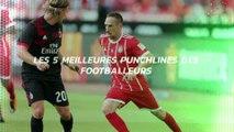 Les meilleures punchlines de footballeurs