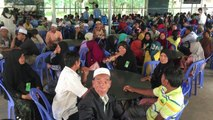 Les Cambodgiens heureux de la condamnation des Khmers rouges