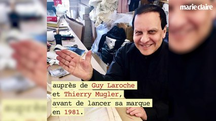 Gregory Coupet incarne l'image de LA HALLE Marie Claire