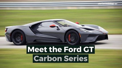 2019 Ford GT Carbon Series: Velocity Mutants Welcome
