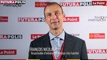 Futurapolis 2018 : rencontre avec François Nicolas, responsable d'initiative numérique chez Guerbet