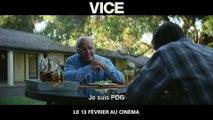 Vice - avec Christian Bale, Sam Rockwell et Amy Adams (Bande-annonce VOST)