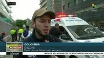 Colombia: represión policial contra protestas deja al menos 6 heridos