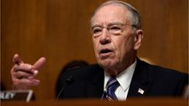 Chuck Grassley To Leave Senate Judiciary Committee For Finance Committee