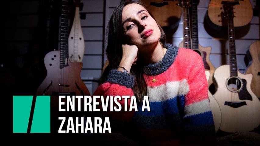 Entrevista a Zahara