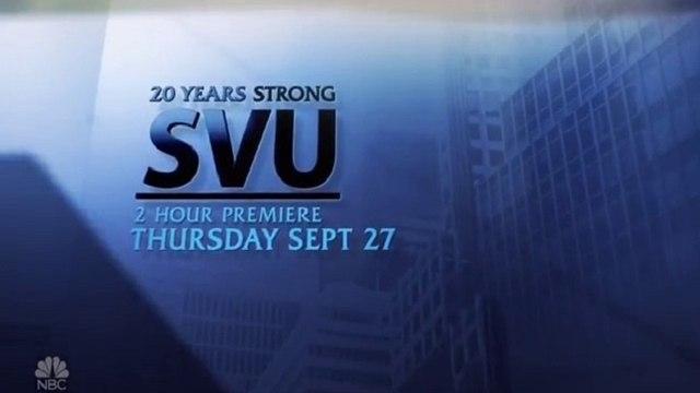 Law & Order: SVU - Promo 20x10