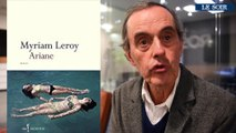 Prix Rossel -  Ariane - Myriam Leroy