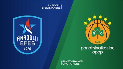 EuroLeague 2018-19 Highlights Regular Season Round 7 video: Efes 78-62 Panathinaikos