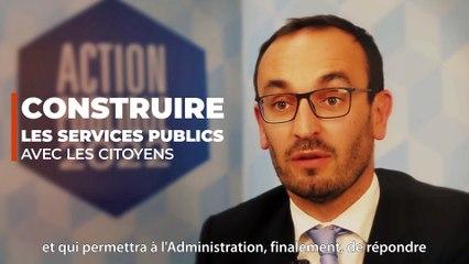 La stratégie de transformation de l'action publique expliquée par Thomas Cazenave