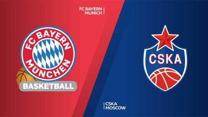 EuroLeague 2018-19 Highlights Regular Season Round 7 video: Bayern 79-93 CSKA