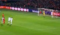 Netherlands vs France 2-0 Memphis Depay Amazing Panenka Penalty Goal UEFA Nations League 16/11/2018