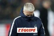 Une défaite qui compte pour Deschamps - Foot - Ligue des nations