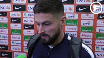 Olivier Giroud ne sous-estimait pas les Pays-Bas