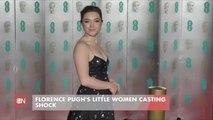 Florence Pugh Cast In Little Women