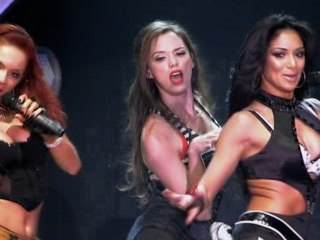 The Pussycat Dolls - Video Introduction/Buttons