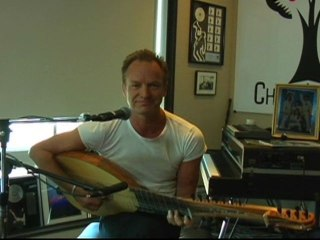 Sting - The Snow It Melts The Soonest
