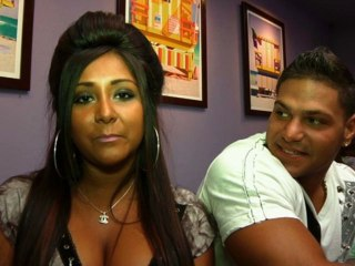 The Cast Of The Jersey Shore - Jersey Shore - Nicknames