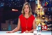Moyobamba: Ollanta Humala llama 'suertudo' a Alan García