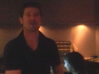 Robin Thicke - Meiplé Studio Session Exclusive