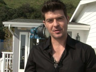 Robin Thicke - It's In The Mornin
