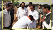 Chhattisgarh में BJP Candidate ने क्यों छुए Congress Candidate के पैर, जाने वजह | वनइंडिया हिंदी